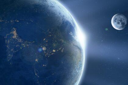 Jorda verdensrommet får oss til å stille tusenvis av spørsmål